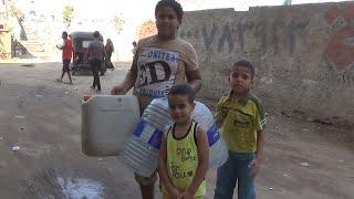 بالفيديو  فيصل عطشانة.. والأهالي: المناطق الشعبية ملهاش محافظ