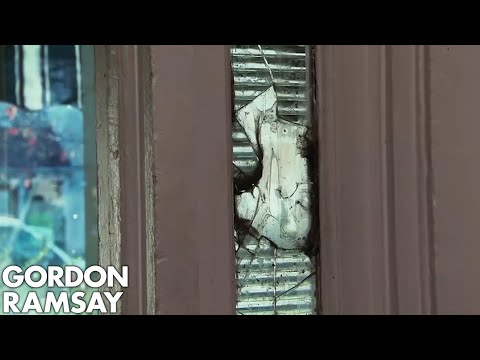 Gordon Ramsay Visits A Hotel With Bullet Holes and Broken Glass | Hotel Hell