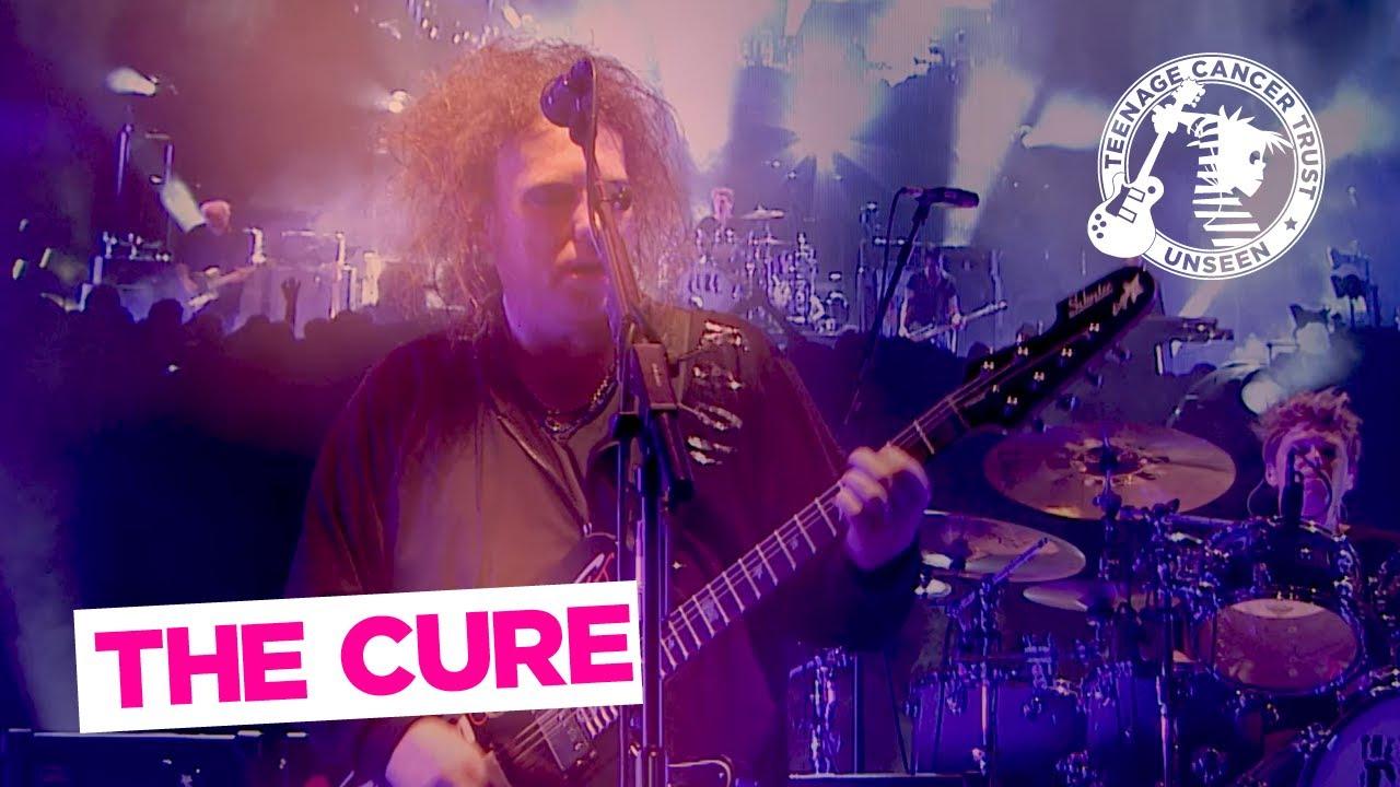 Harold and Joe - The Cure Live