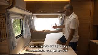 תפעול מערכת המים בקרוואן | השכרת קרוואנים בישראל | איך לסדר את משאבת המים בקרוואן?