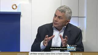 Quijada: Cualquier política económica en Venezuela debe tener un aparato productivo sólido (2/2)