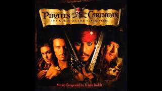 Pirates of the Caribbean  The Black Pearl(Klaus Badelt   Barbossa is Hungry)