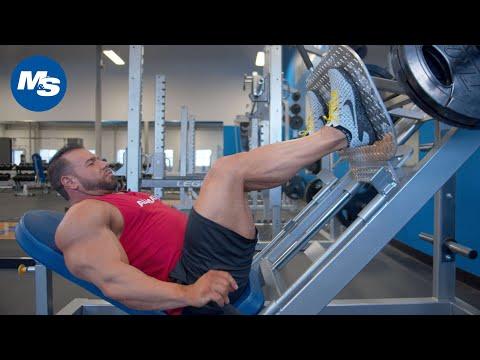Leg Press 101: How to, Tips, & Tricks w/ Steve Kuclo