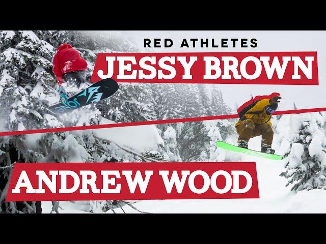 Jessy Brown & Andrew Wood: RED Athlete Spotlight