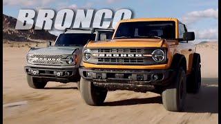 Ford Bronco 2021 - Informe - Matías Antico - TN Autos