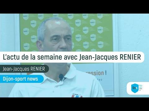 Débrief sportif Dijonnais en Live - 4 novembre
