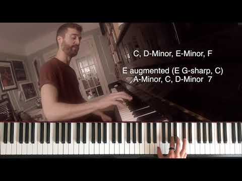 everybody-s lonely piano tutorial by ben thornewill