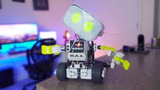 This Robot Is Too Smart! - Meccano M.A.X. Review