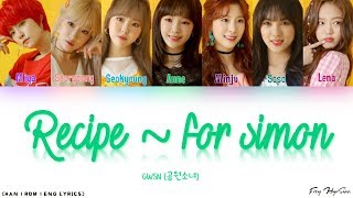 Don't forget to subcribe me if you want see more video of gwsn 😊 ask me: https://curiouscat.me/hyosonn_01 follow https://twitter.com/hyosonn_01 ............