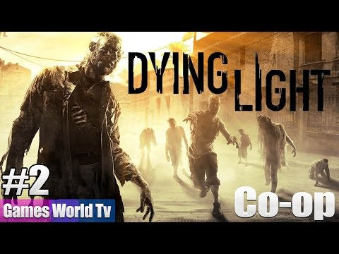(PS4) Dying Light Co-op #2 (+18)