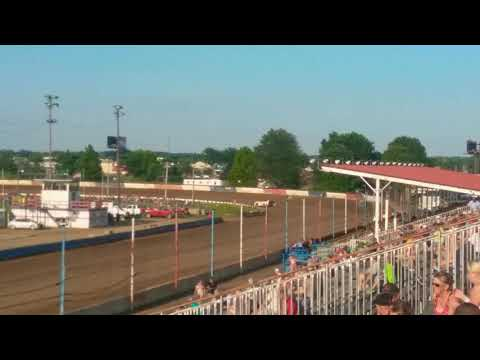 Late Model Qualifying Terre Haute Action Track