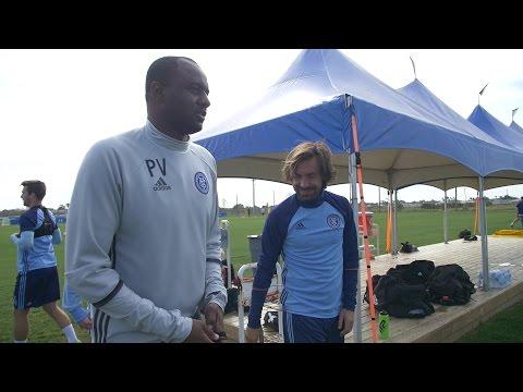 Patrick Vieira's Preseason Training | Inside Training 1