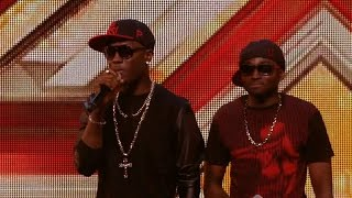 The X Factor UK 2015 S12E07 Auditions - Menn On Poinnt