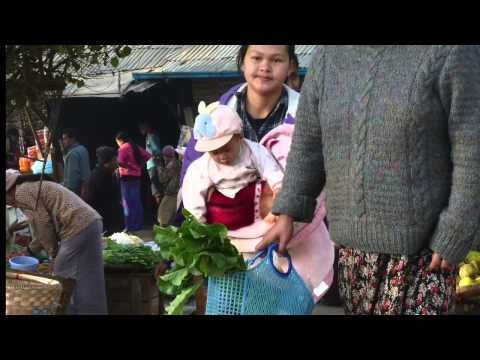 Burma - Maymyo-Mandalay