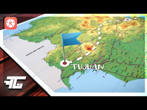 how to make animated travel map on android how to make animated