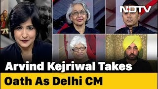 Left Right & Centre | Will Arvind Kejriwal Adopt Conciliatory Approach While Dealing With Centre?