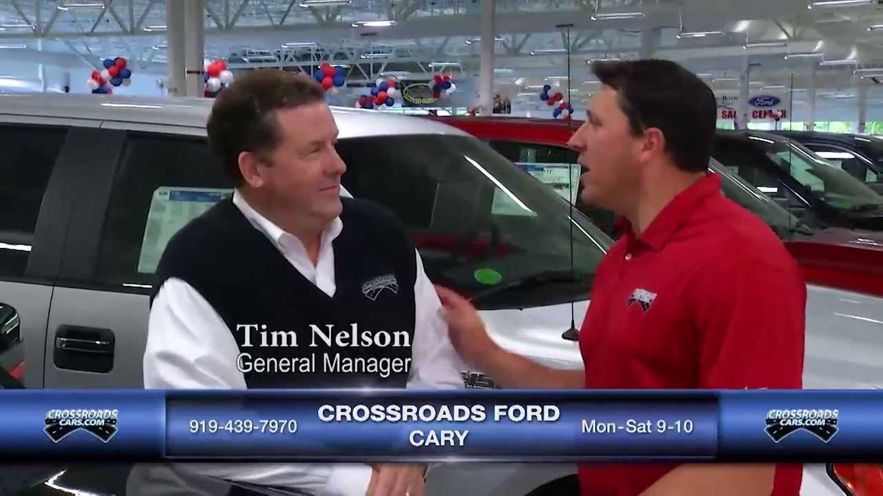 Amazing CrossRoads Ford Cary Mark U0026 Tim 5 1 13   YouTube
