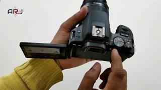 Best DSLR For Youtube, Canon EOS 200D