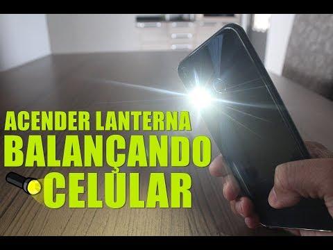 Balance O Celular E Acenda A Lanterna! Veja Como é Fácil Fazer Isso No Android