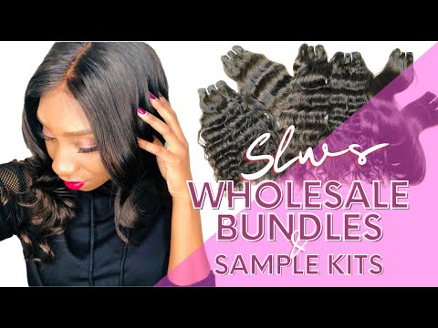 Buying Super Affordable Raw Indian Human Hair Extensions (Wholesale & Sample Kits)