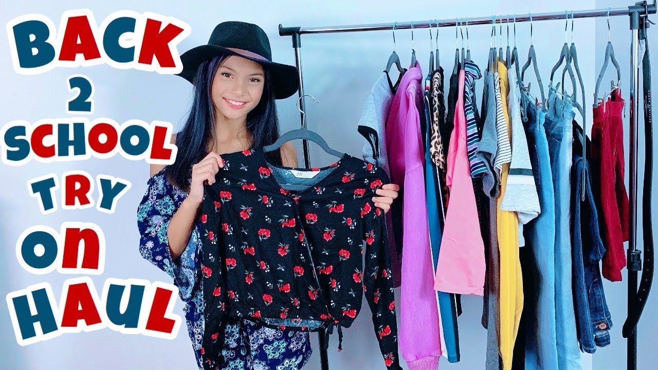 Back To School Shopping  ? Fall Outfit Ideas For Tweens & Teens 2