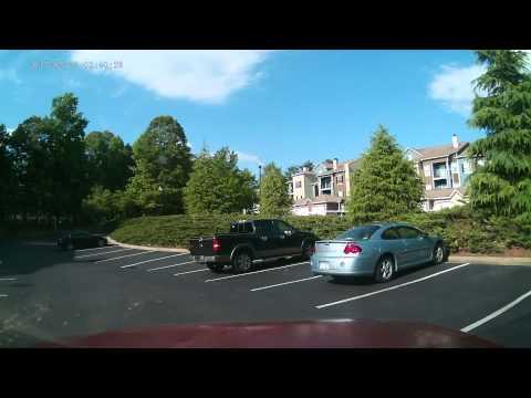 60 Mile 60 FPS Dashcam Timelapse At 20x Realtime
