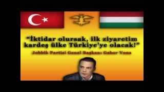 Gábor Vona - Türk Macar TURAN Dostluğu