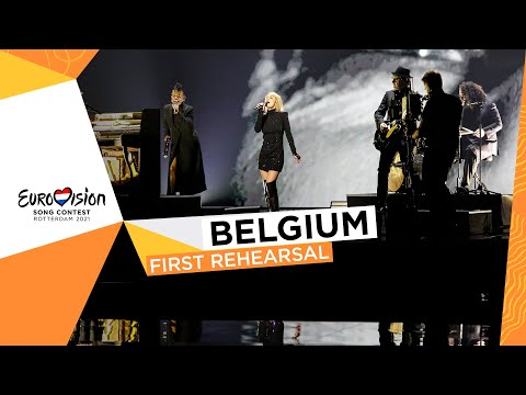 Hooverphonic - The Wrong Place - First Rehearsal - Belgium ?? - Eurovision 2021