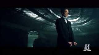 "History Channel's mini-series ""Houdini"" Teaser Trailer -- starring Adrien Brody"
