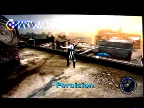 InFamous 2 - The Best Stunt EVER!!