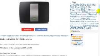 *!*!* Linksys EA6300 AC1200 Review *!*!*
