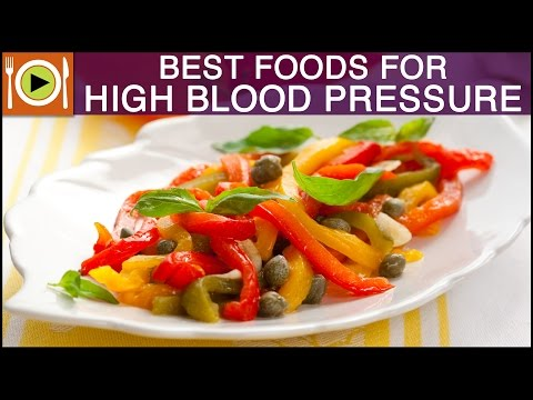 Best Foods for High Blood Pressure | Healthy Recipes