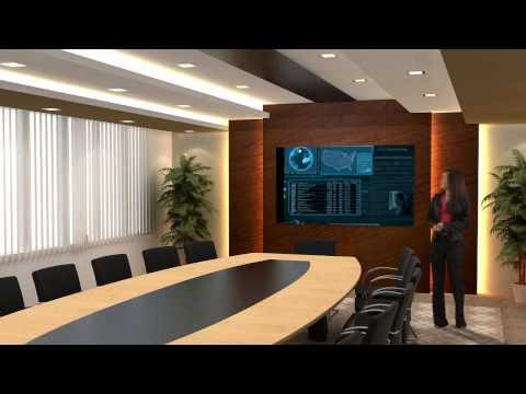 Virtual Reality Set - Conference Room