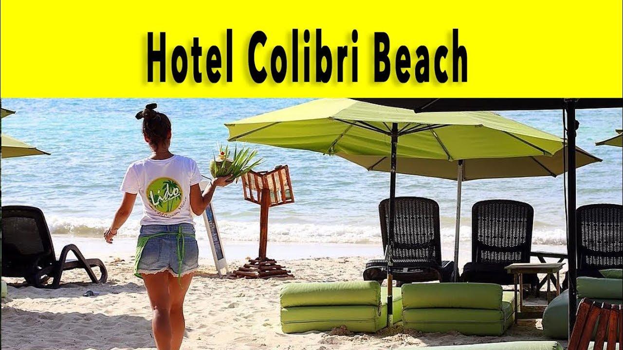 Hotel Colibri Beach Riviera Maya 2018