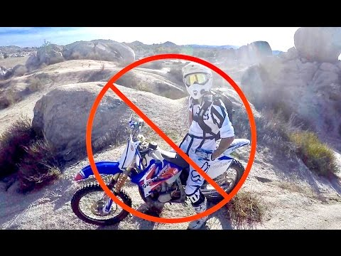 Motocross video  – joey