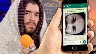 CUANDO LOS MUERTOS DESPIERTAN (Historia De Terror De Whatsapp)