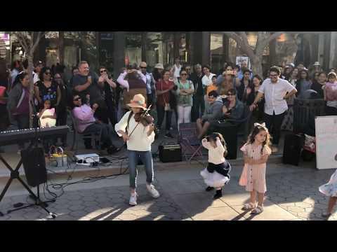 Lambada 💃2019🌴 - Karolina Protsenko - Violin - Street Performance - Kaoma