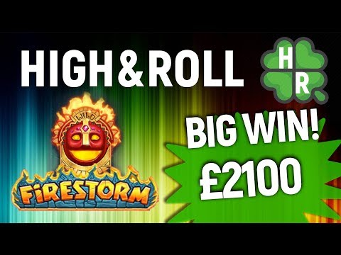 Play Firestorm Slot Machine Online (Quickspin) Free Bonus Game - 동영상