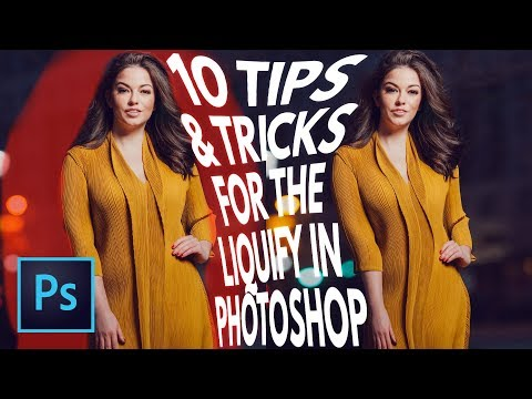 10 Photoshop Liquify Features and Tips You Need to Know