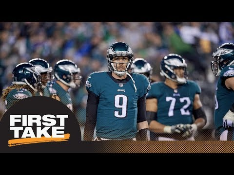 How can Eagles pull off the upset? Stephen A., Max and Damien Woody debate | First Take | ESPN