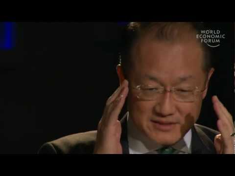 Davos 2013 - An Insight, An Idea with Jim Yong Kim