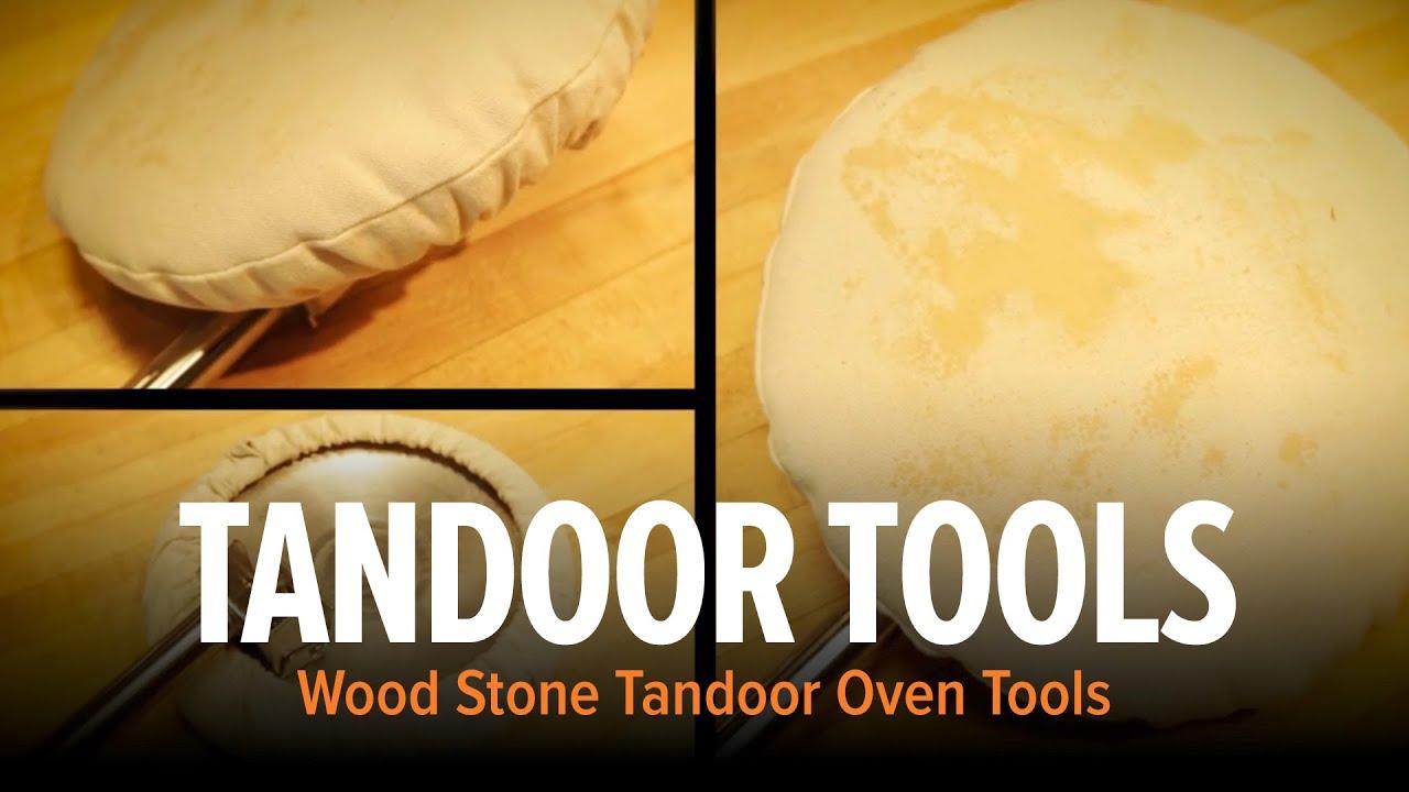 Wood Stone Tandoor Tools   Tandoor Oven Tools   YouTube