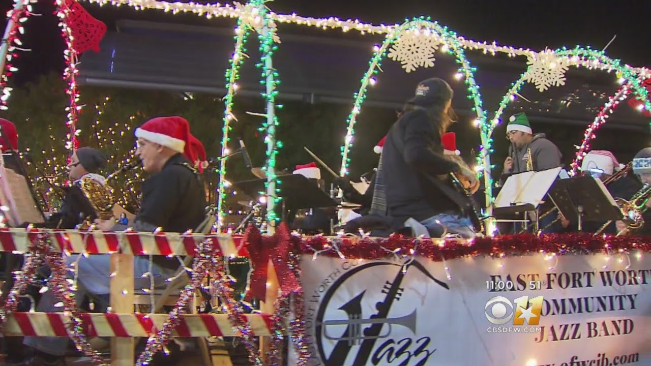 Fort Worth Christmas Parade 2019 Fort Worth Parade of Lights 2019 in Texas   Dates & Map