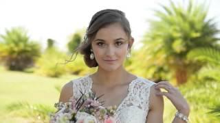 Orange Blossom Bride Styalized Shoot