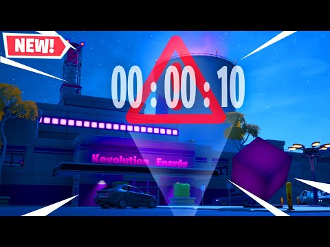 *NEW* STEAMY STACKS MELTDOWN EVENT In Fortnite! (CHAPTER 2)