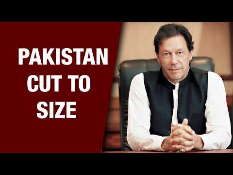 Pakistan Cut to Size, Faces a series of Embarrassments | NewsX