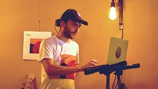 lindcis soulful chillhop live session
