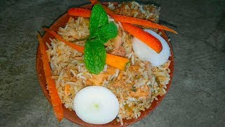 Biryani Recipe Hyderabad Chicken Biryani Restaurant Style | Simple Unique Style Dum Biryani