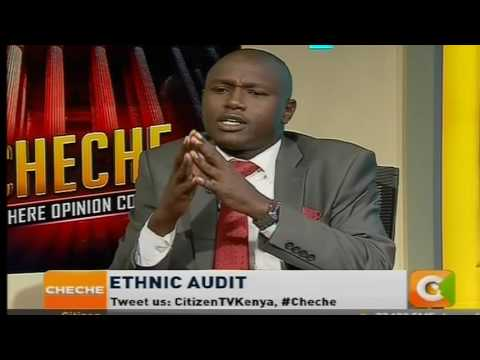 Cheche: Ethnic Audit