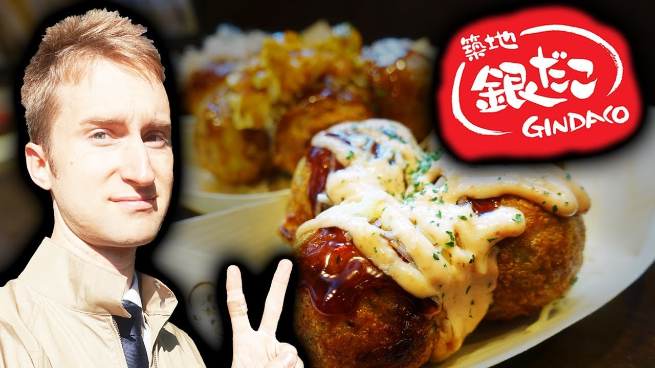Japanese Food Delicious Octopus Gindaco Takoyaki